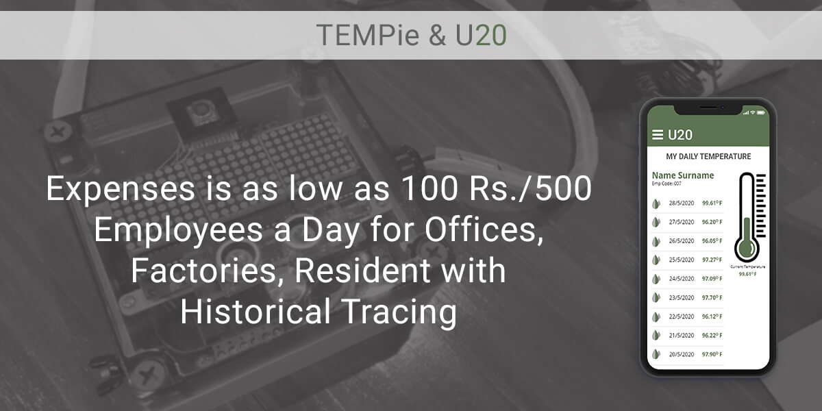 TEMPie is Affordable
