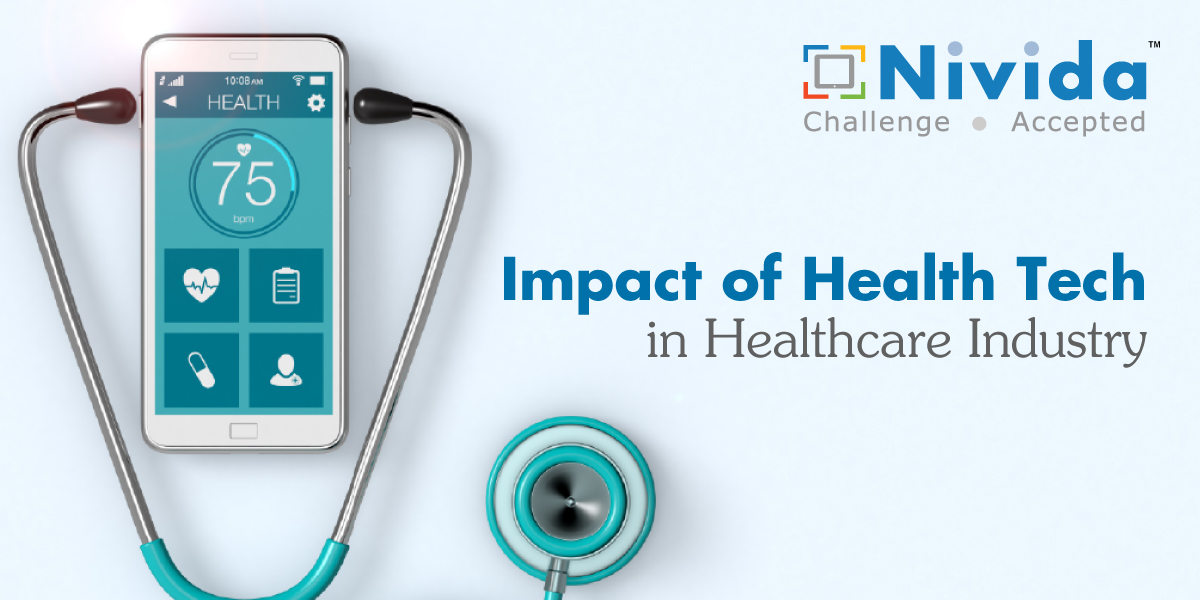 Impact of Health Tech in Healthcare Industry